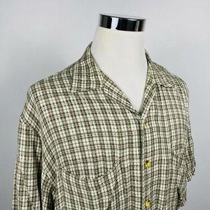 Guess Jeans XL Vintage Casual Lounge Shirt
